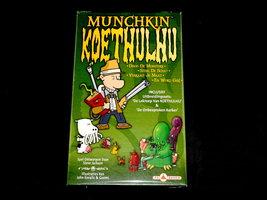 2dehands: Munchkin Koethulhu