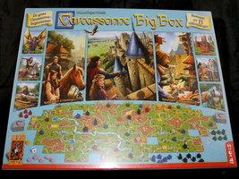 NIEUW: Carcassonne Big Box