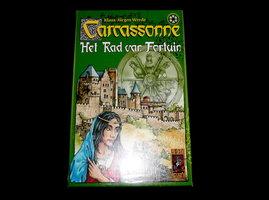 2dehands: Carcassonne Het Rad van Fortuin