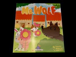 NIEUW: Mr. Wolf