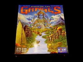 NIEUW: Rajas of the Ganges