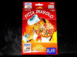 NIEUW: Pizza Diavolo