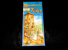 2dehands: Carcassonne De Toren (OUDE VERSIE)