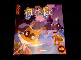 NIEUW: Master Fox (EN)