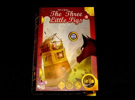 NIEUW: Tales & Games The Three Little Pigs (EN)