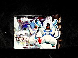 NIEUW: King of Tokyo Space Penguin