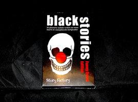 NIEUW: Black Stories Funny Death Edition