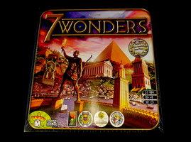 NIEUW: 7 Wonders
