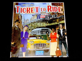 NIEUW: Ticket to Ride New York