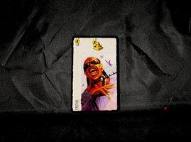 NIEUW: 7 Wonders Promokaart Stevie Wonder