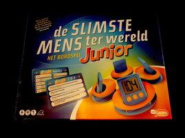 NIEUW: De Slimste Mens ter Wereld het Bordspel Junior