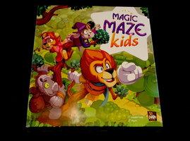 NIEUW: Magic Maze Kids