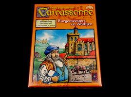 2dehands: Carcassonne Burgemeesters en Abdijen Uitbreiding