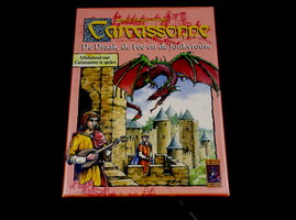 2dehands: Carcassonne de Draak, de Fee en de Jonkvrouw
