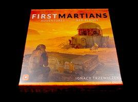 NIEUW: First Martians (EN)