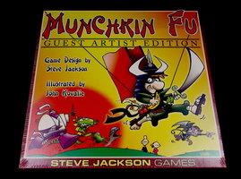 NIEUW: Munchkin Fu Guest Artist Edition (EN)