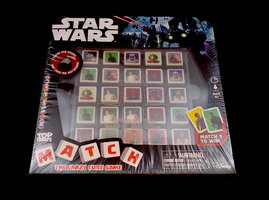 NIEUW: Top Trump Match Star Wars (EN)