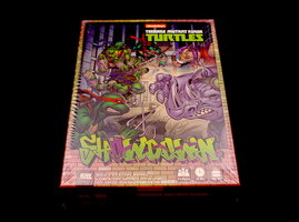 NIEUW: Teenage Mutant Ninja Turtles Showdown (EN)