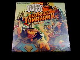 NIEUW: Flick 'em Up! Red Rock Tomahawk Uitbreiding (Houten Versie)