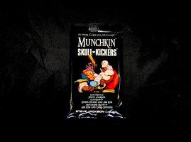 NIEUW: Munchkin Skull Kickers d10 (EN)