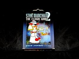 NIEUW: Star Munchkin 2 The Clown Wars Expansion (EN)