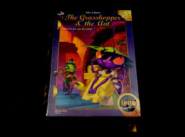 NIEUW: Tales & Games The Grasshopper & the Ant (EN)