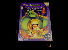 NIEUW: Tales & Games Aladdin & the Magic Lamp (EN)