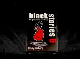 NIEUW: Black Stories 6