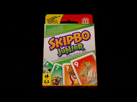 NIEUW: Skip-Bo Junior