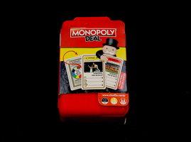 NIEUW: Red Devils - Monopoly Deal