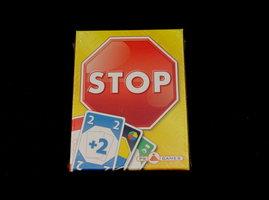 NIEUW: Stop
