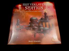 NIEUW: Het Verlaten Station
