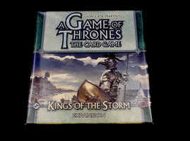 2dehands: Game of Thrones CardGame Exp. Kings of the Storm (EN)