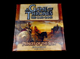 2dehands: Game of Thrones CardGame Exp. Princes of the Sun (EN)