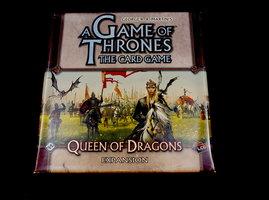 2dehands: Game of Thrones CardGame Exp. Queen of Dragons (EN)