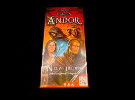 2dehands: De Legenden van Andor Nieuwe Helden Uitbreiding