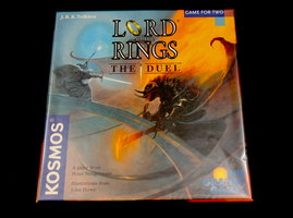 2dehands: Lord of the Rings The Duel (EN)