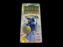 NIEUW: 7 Wonders Duel Pantheon