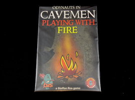 2dehands: Odynauts in Cavemen Playing With Fire