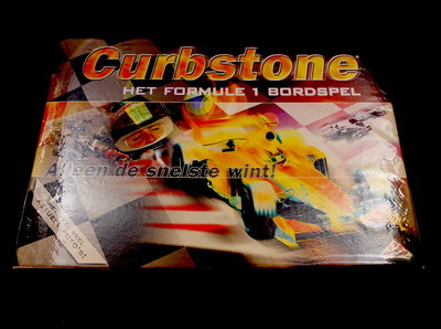 Curbstone Formule 1 Bordspel