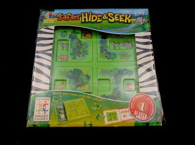 Safari Hide & Seek