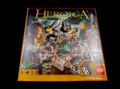 Lego Heroica Slot Fortaan