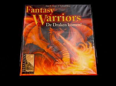 Fantasy Warriors Monsters, Mythe en Chaos! + De Draken komen