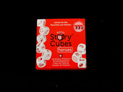 Rory's Story Cubes Helden