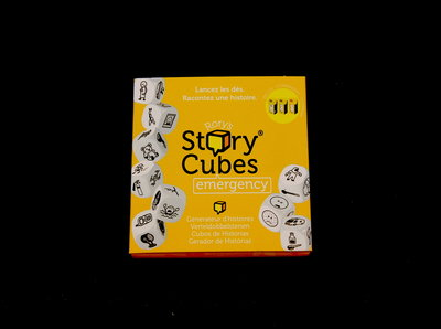 Rory's Story Cubes Noodtoestand