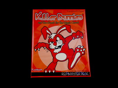 Killer Bunnies Red Booster Pack
