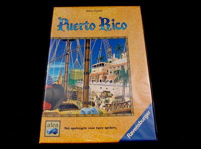 Puerto Rico het Bordspel