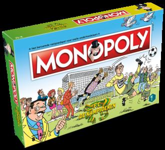 Monopoly FC. de Kampioenen Editie