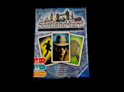 Scotland Yard het Kaartspel