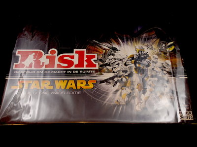 Risk Star Wars de Clone Wars Editie